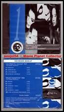"""GEORGES BŒUF """"Les Filles Du Sommeil / Abyssi Symphonia"""" (CD) 1992 NEUF"""