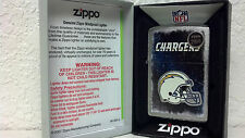 Zippo, Lighter, Nfl, Chargers, Model# 28203