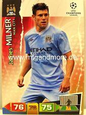 Adrenalyn XL Champions League 11/12 - James Milner