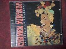 CARMEN MIRANDA- THE BRAZILIAN BOMBSHELL. SEALED CD