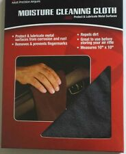 """WINGS Moisture Cleaning Cloth 10""""- for Airguns, Rifles,Airsoft Guns and Firearms"""