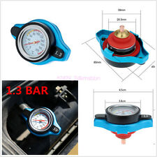 Car Universal Small Head 1.3 Bar Safety Thermo Temp Gauge Engine Radiator Cap