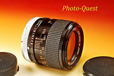 ***Very Good*** B&H / CANON FD 35mm f/2 S.S.C. Thorium Concave Lens 2.0 ssc