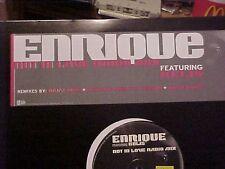 Enrique Iglesias Not In Love Radio Mix w Kelis Dj US 12