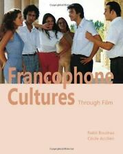 FRANCOPHONE CULTURES THROUGH FILM - BOUDRAA, NABIL/ ACCILIEN, CECILE - NEW PAPER