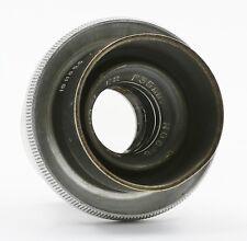 """Rare! KMZ PO 4-1 2/35 F=35mm 1:2 High Resolution Lens for Cine Cameras """"KS"""" 40th"""