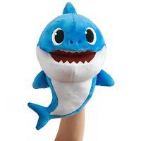 WowWee Pink Fong Baby Shark Song Puppet Daddy Shark NEW