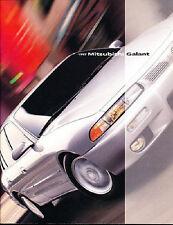 1997 Mitsubishi Galant Japanese Car sales brochure.