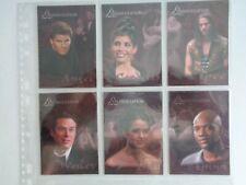 Angel Triangulation      6 Card Chase Set      TR1 - TR6