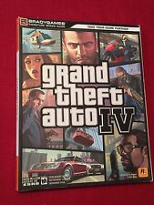 BradyGames Grand Theft Auto IV Official Strategy Game Guide Signature Series