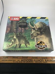Jurassic Park The Lost World Puzzle 100 Pieces New-Sealed!