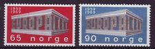 NORWAY - SG627-628 MNH 1969 EUROPA