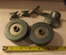 Lot Vintage New Old Stock SWISS FIX-REEL SPINNING Fishing REEL parts