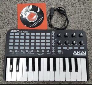 Akai Professional APC Key 25 Ableton Live Controller with Keyboard