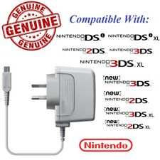Genuine Nintendo AC Wall Adapter Charger Power Cable For Nintendo DSi 2DS 3DS XL