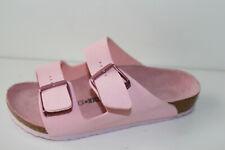 Birkenstock Pantolette rosa normal Weite Gr. 33 NEU (#93)