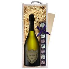 Dom Perignon Champagne & Truffles, Wooden Box