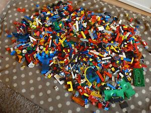 4,2 KG LEGO gemischte Kiloware Sammlung Bausteine