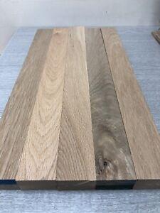 Oak Timber Offcuts 10 Length @ 18x58x500mm Long