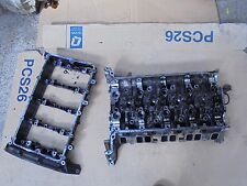 JAGUAR X TYPE 2005 2.0 TD DIESEL FMBA CYLINDER HEAD WITH VALVES ONLY