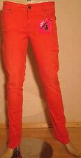 DANIELA KATZENBERGER Jeans Rot - Gelb - Türkis # DK-122-JE-01