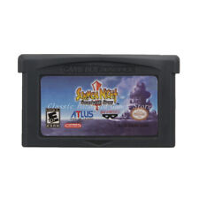 Summon Night Swordcraft Story GBA Game Boy Advance Cartridge USA