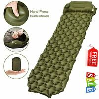 Ultralight Sleeping Pad for Camping, Inflatable Lightweight Compact Camping Slee