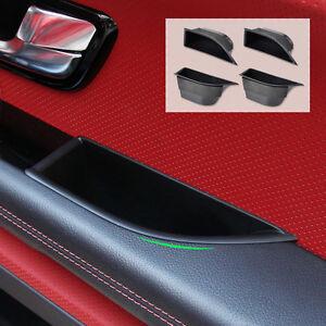 Car Front & Rear Door Armrest Storage Box Holder fit forLand Rover Range Rover