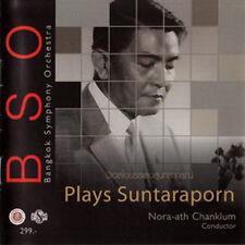 MP3 CD Bangkok Symphony Orchestra Plays Suntaraporn (2011) Thai music สุนทราภรณ์