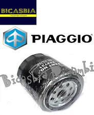 222721 - ORIGINALE PIAGGIO FILTRO OLIO APE TM 703 DIESEL LCS - POKER BENZINA