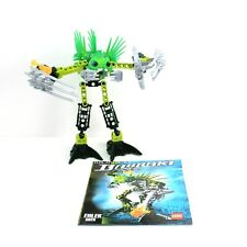 LEGO Bionicle Barraki Ehlek Set 8920 Complete with Instructions No Canister