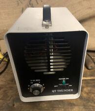 Queenaire Qt Thunder Ozone Generator Pre Owned