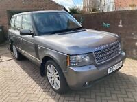 Range Rover TDV8 Auto Diesel TV  Aux  Heated Seats S / Wheel Face Lift