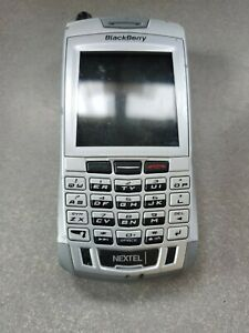 BlackBerry 7100t - Silver Gray Smartphone parts only