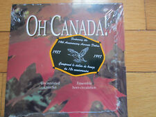 1997 OH Canada 10th Anniversary of Aureate Dollar Mint Set ( UNC. Coins) (M92)
