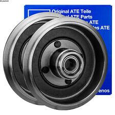 2x ATE BREMSTROMMEL SET HINTEN FORD FIESTA V FUSION 1.4 1.6 1.25 16V TDCi LPG