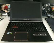 "Acer Predator Helios 300 Gaming Ordinateur Portable Full HD 15.6"" 24GB RAM DDR4"