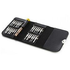 25 in 1 Screwdriver Set For Macbook Air Smart phones Repairing Pro Tools Kit