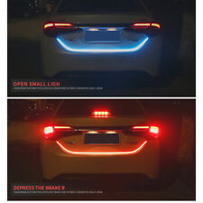 LED Auto Tail Trunk Tailgate Strip Light Brake Driving Signal Warning Light New