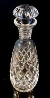 Beautiful Heavy Crystal Decanter