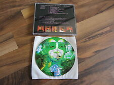 IQ The Wake RARE LIMITED EDITION 600 only FRANCE PICTURE DISC CD album