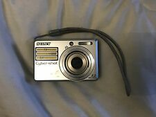 Sony Cyber-shot DSC-S730 7.2 MP Digital Camera - Silver