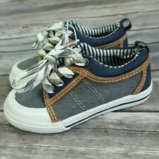 Genuine Kids OSHKOSH Toddler Boys Lace Up Sneakers Low...