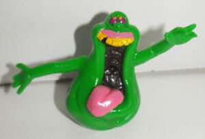 Ghostbusters Slimer Green Monster 2 inch Plastic Figurine Ghost Busters Figure