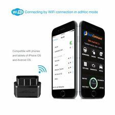 KONNWEI KW903 Wireless WIFI ELM327 OBD-II Mini Car Auto Diagnostic Scan Tool nY