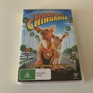 Beverly Hills Chihuahua (DVD, 2009) Very Good Condition Region 4