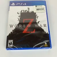 World War Z The Game (Sony PlayStation 4 PS4) - NEW/ Region Free