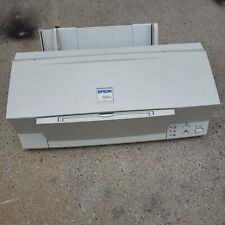 Vintage Epson P954A Stylus Color 600 Printer w/Power Cable - Powers ON!