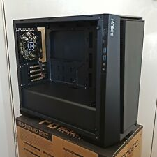 Antec P6 Compact Powerhouse - Micro-ATX Tempered Glass Windowed Case ** AS NEW *