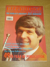 JAZZ JOURNAL INTERNATIONAL VOL 49 #7 1996 JULY RANDY SANCHEZ CHARLIE BARNET